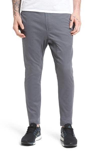 "Get it at <a href=""https://shop.nordstrom.com/s/zanerobe-salerno-stretch-woven-jogger-pants/4288197?origin=keywordsearch-pers"