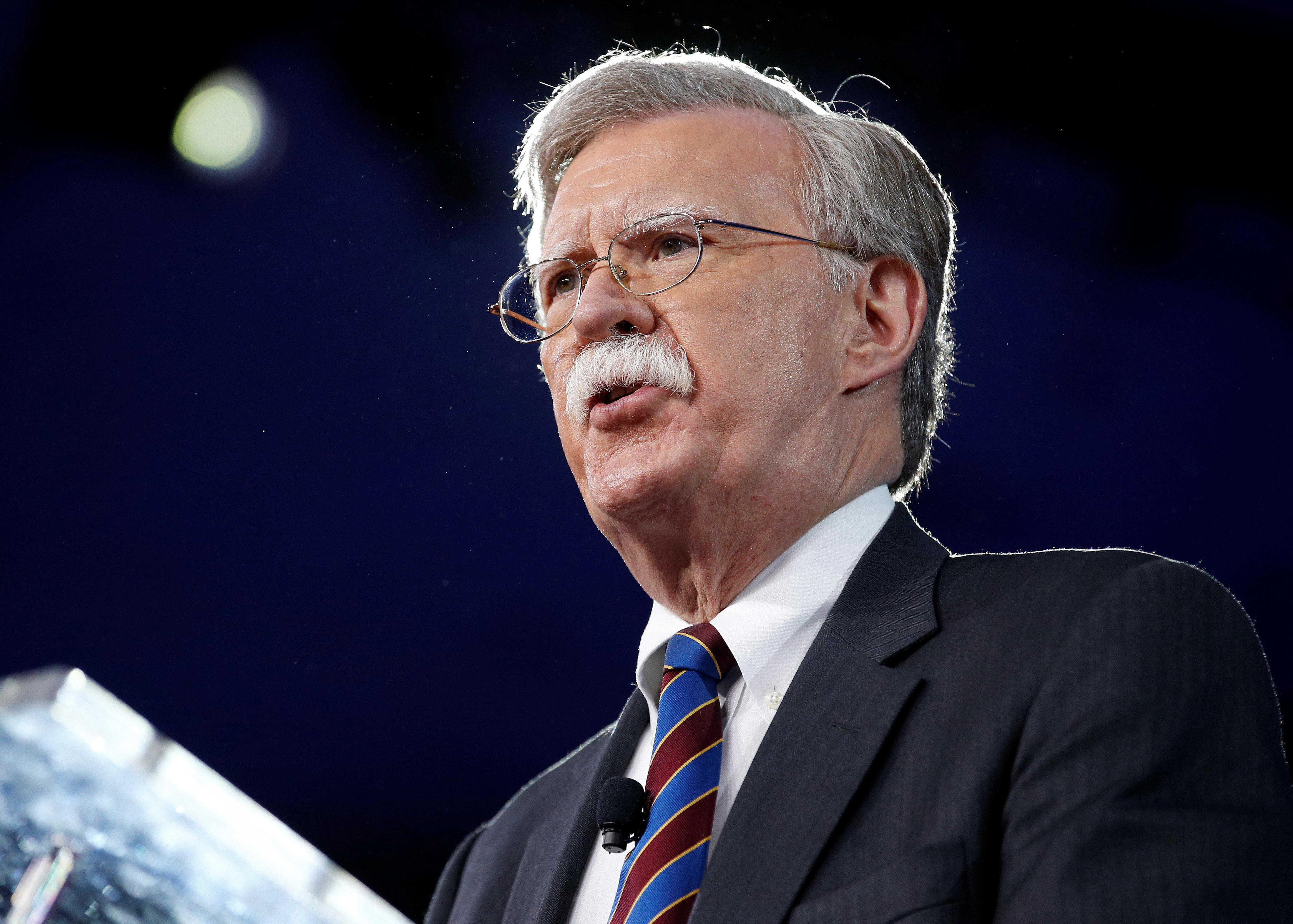 Tζον Μπόλτον: Οι ευρωπαίοι σύμμαχοι μας δεν έχουν κάνει αρκετά για να αντιμετωπιστεί ο κίνδυνος του