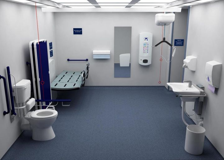 A Changing Places Toilet