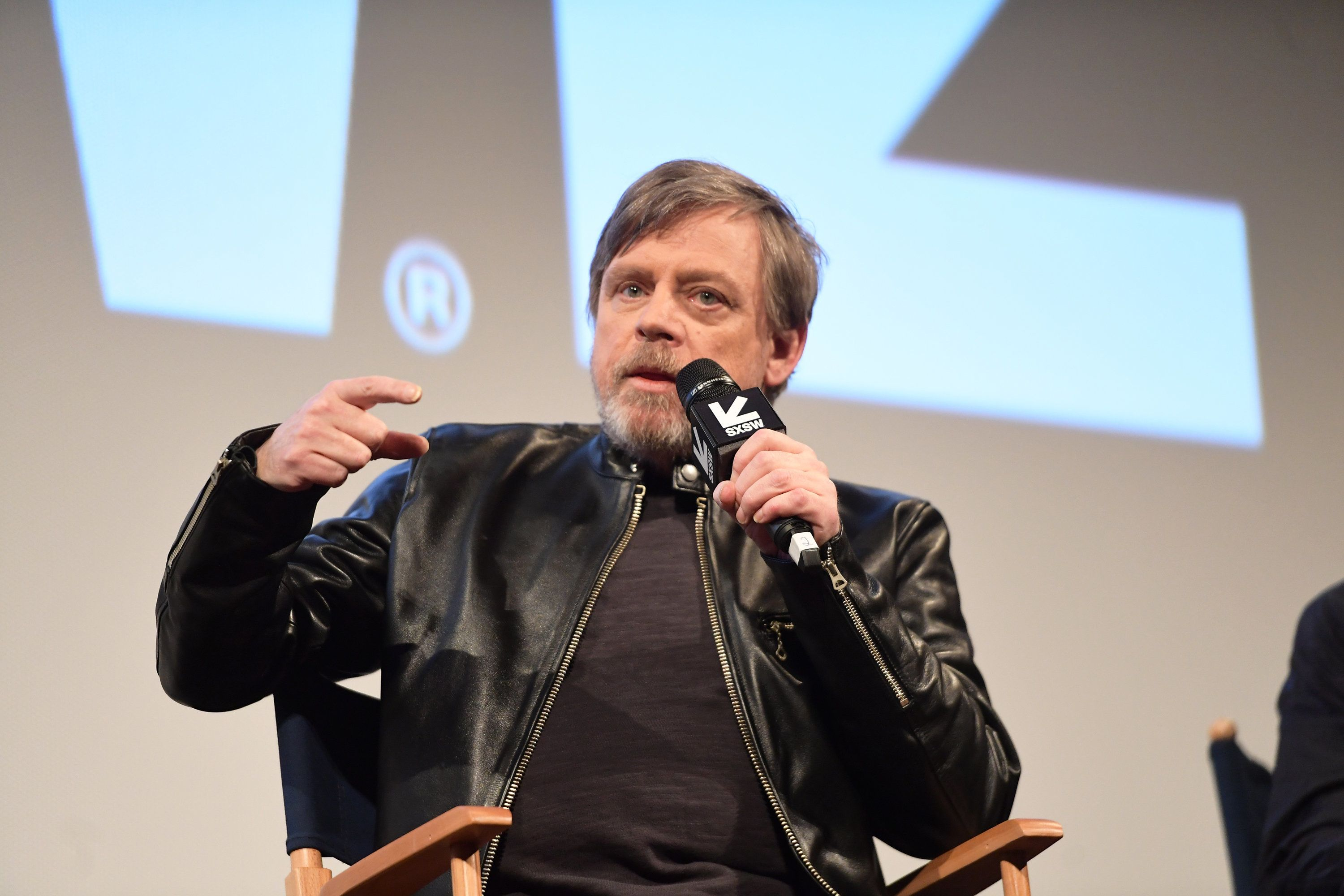 AUSTIN, TX - MARCH 12:  Mark Hamill attends the 'The Director and The Jedi' Premiere 2018 SXSW Conference and Festivals at Paramount Theatre on March 12, 2018 in Austin, Texas.  (Photo by Matt Winkelmeyer/Getty Images for SXSW)