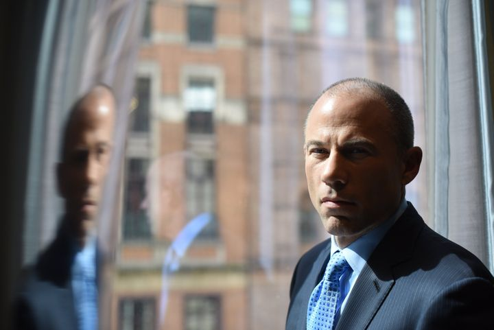 Michael Avenatti, the California-based lawyer representing Stormy Daniels, talked to HuffPost on Monday.