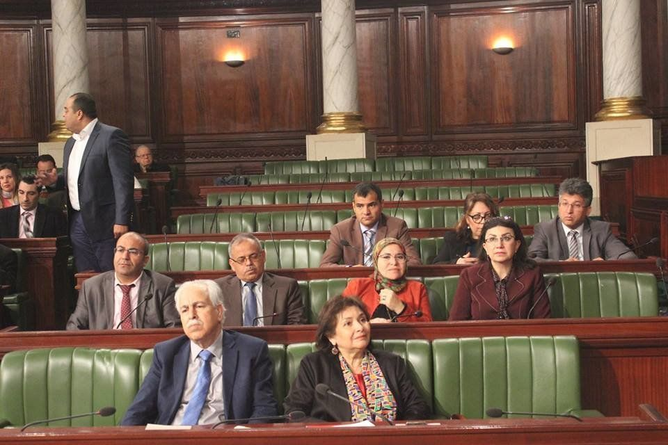 L'ARP -sans Ennahdha et d'autres blocs parlementaires- vote contre la reconduction de l'IVD, confusion sur l'interprétation d...
