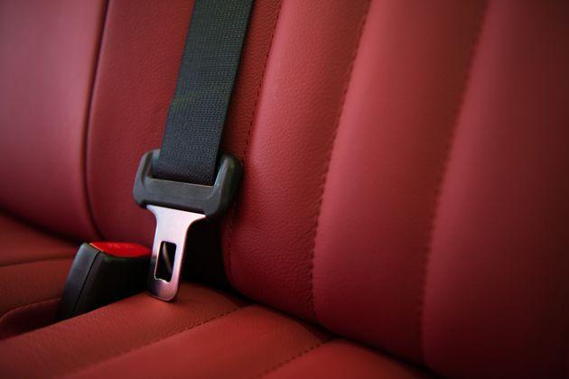 이제 일반도로에서도 전좌석 안전띠가