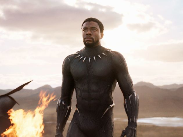 'Black Panther' Overtakes 'The Avengers' To Become The Highest Grossing Superhero Film Ever At The US...