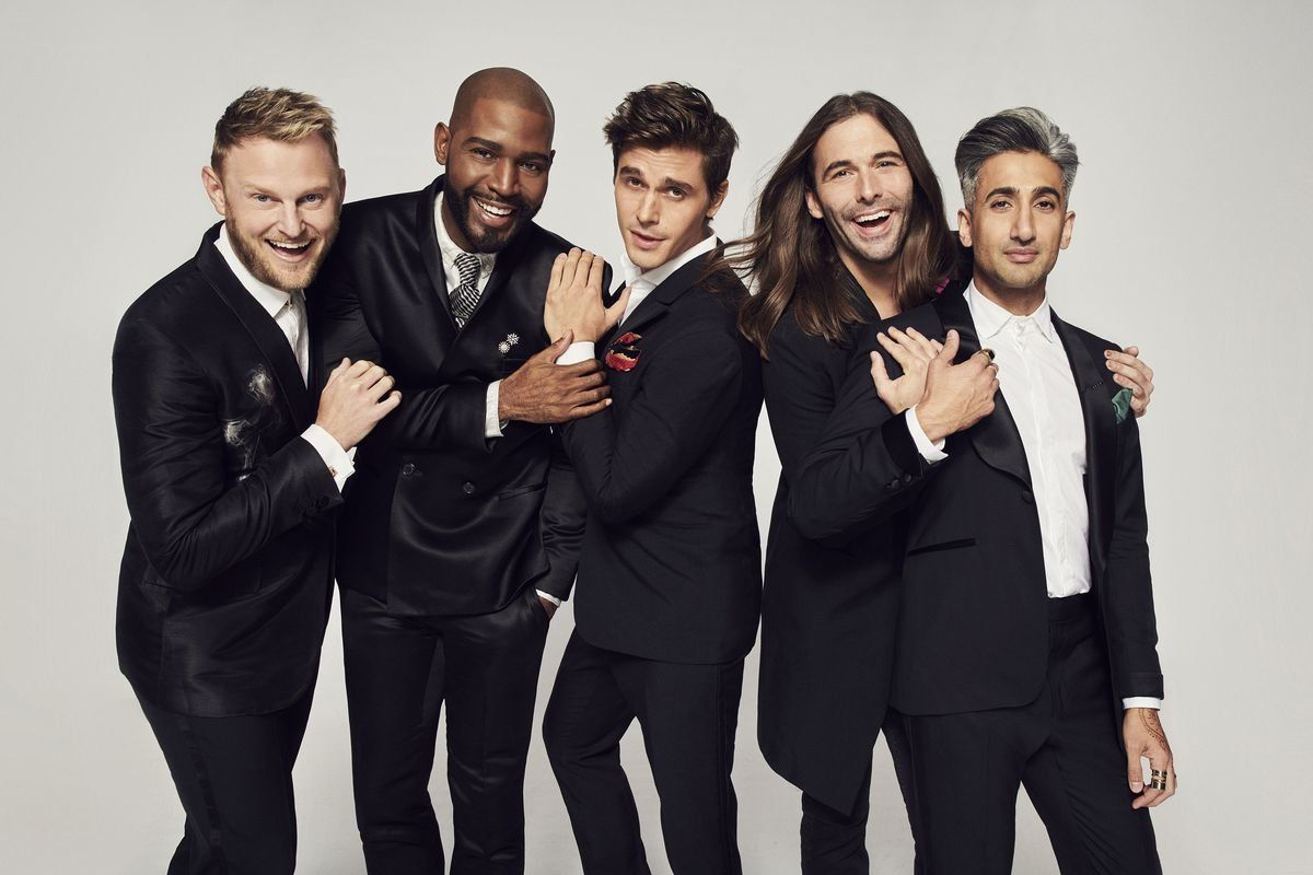 'Queer Eye' Season 2 Is Officially Happening And Everyone Could Not Be Happier