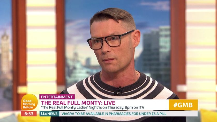 Ex-'EastEnders' Star John Partridge Speaks About Secret Cancer Battle For The First Time
