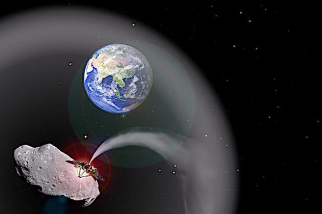 과학자들이 제안한 지구 온도를 낮출 기이한