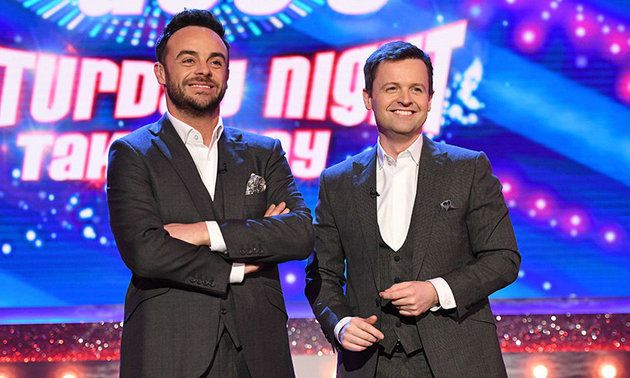 Ant McPartlin Will Appear On 'Saturday Night Takeaway' As It Returns To