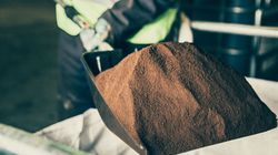 This Start-Up Is Turning Your Leftover Coffee Grounds Into Clean