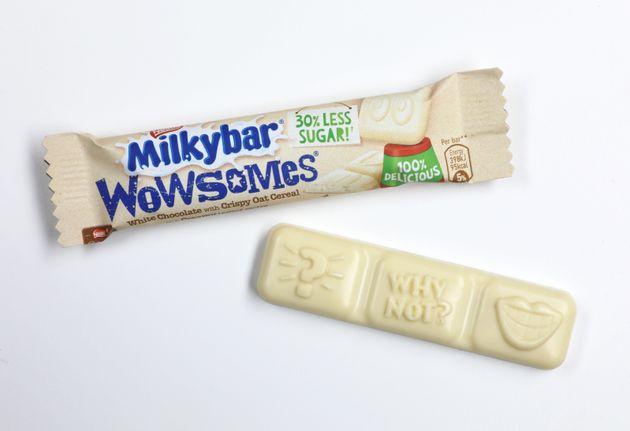 Same Chocolate Taste With 30% Less