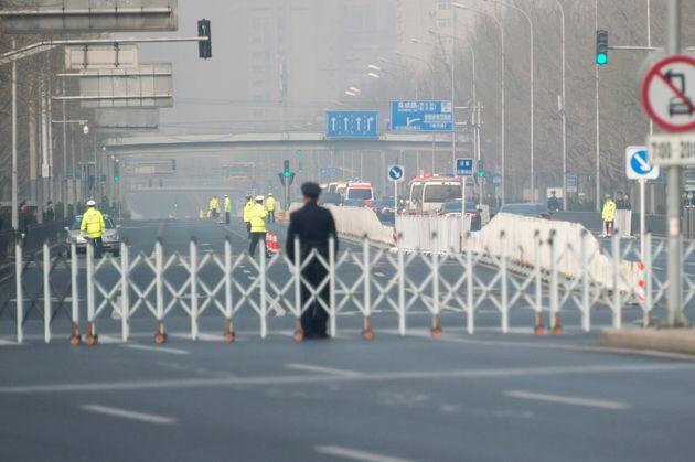 북한 김정은 '극비' 중국 방문이 이뤄진 이틀 동안 베이징에서 벌어진