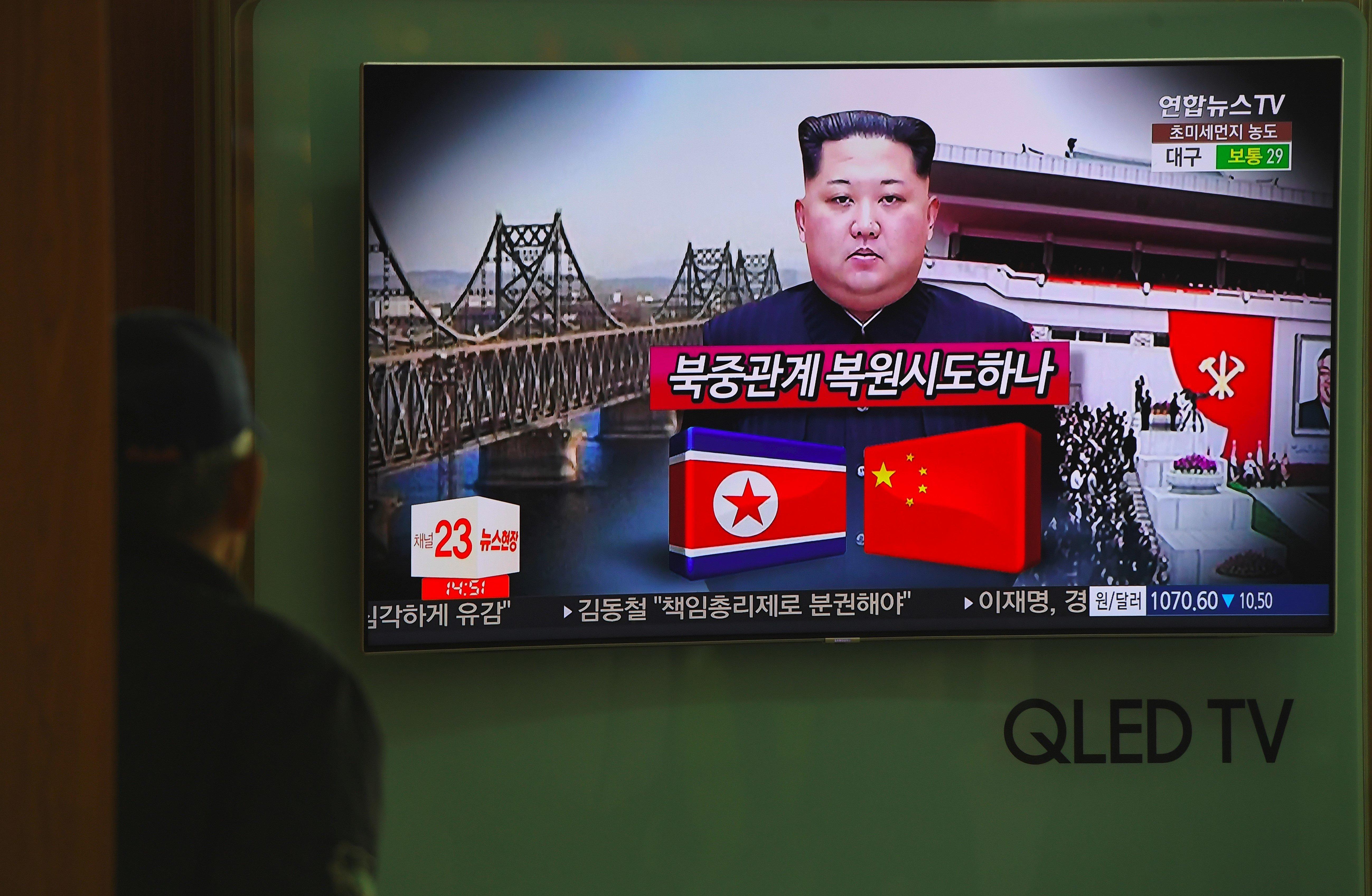 Kim Jong Un à Pékin: les spéculations vont bon