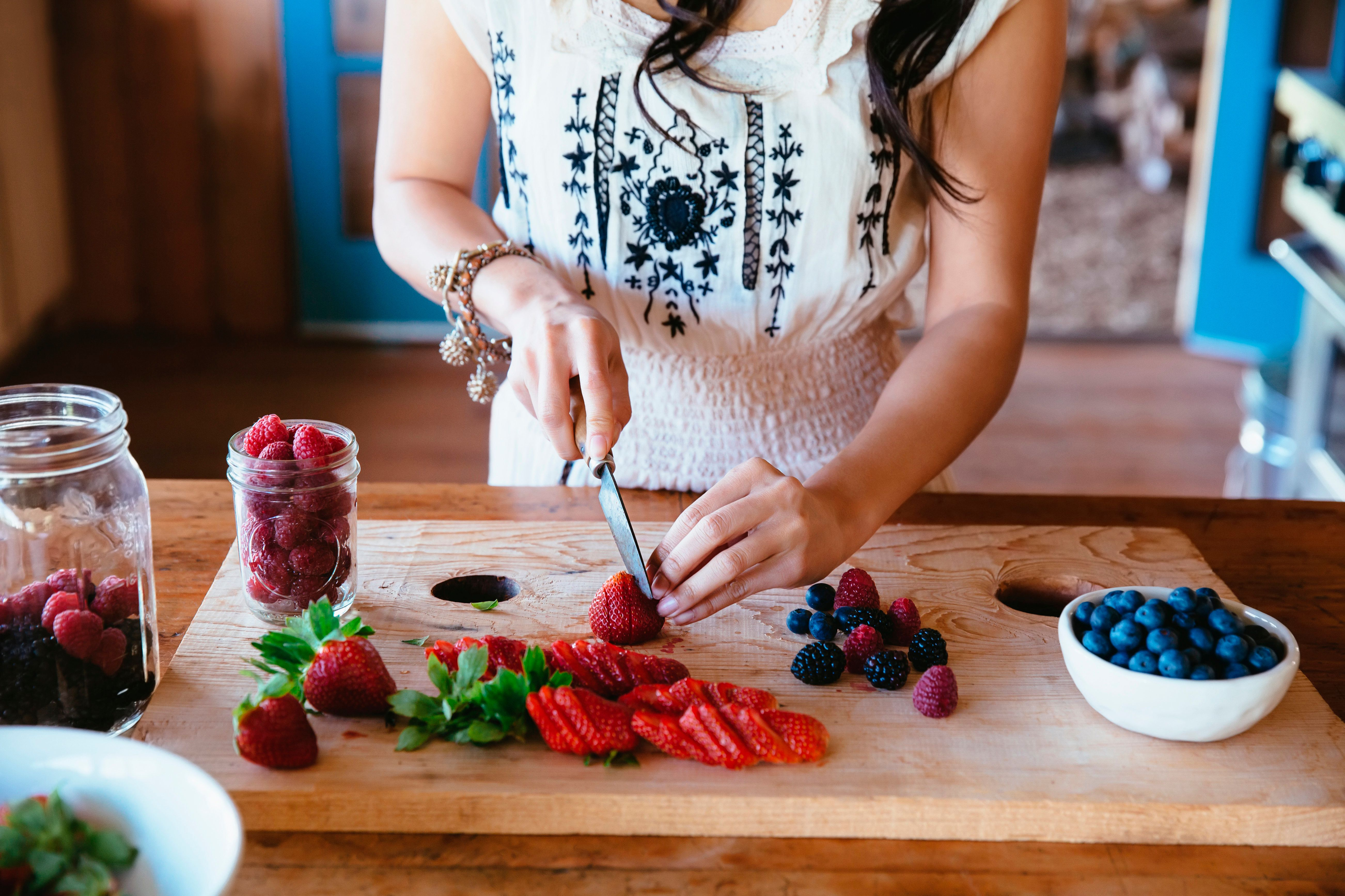 We talked to experts about simple ways you can prep, store and arrange your food to get the mostout of a healthier life