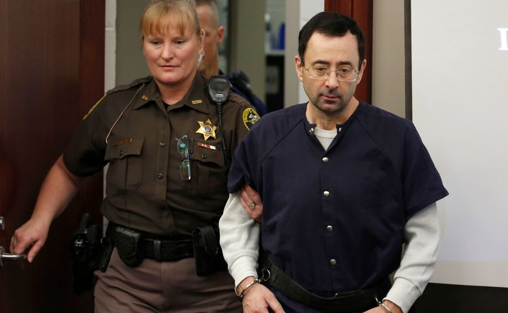 More than 250 women and girls have said they were abused by Larry Nassar.