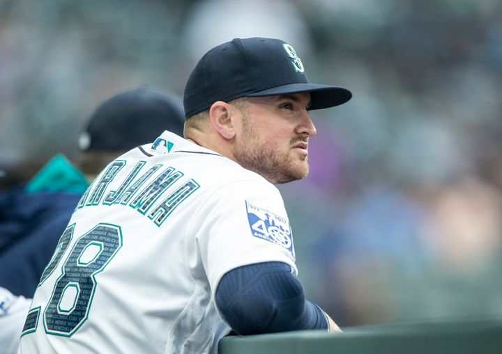 Seattle Mariners catcher Mike Marjama got treatment for an eating disorder when he was in high school, and is now using his platform to talk about the mental illness.