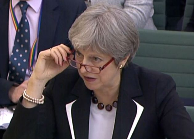 Prime Minister Theresa May revealed the news at the Commons Liaison