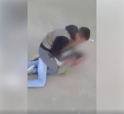 L'agresseur de la vidéo de tentative de viol a été