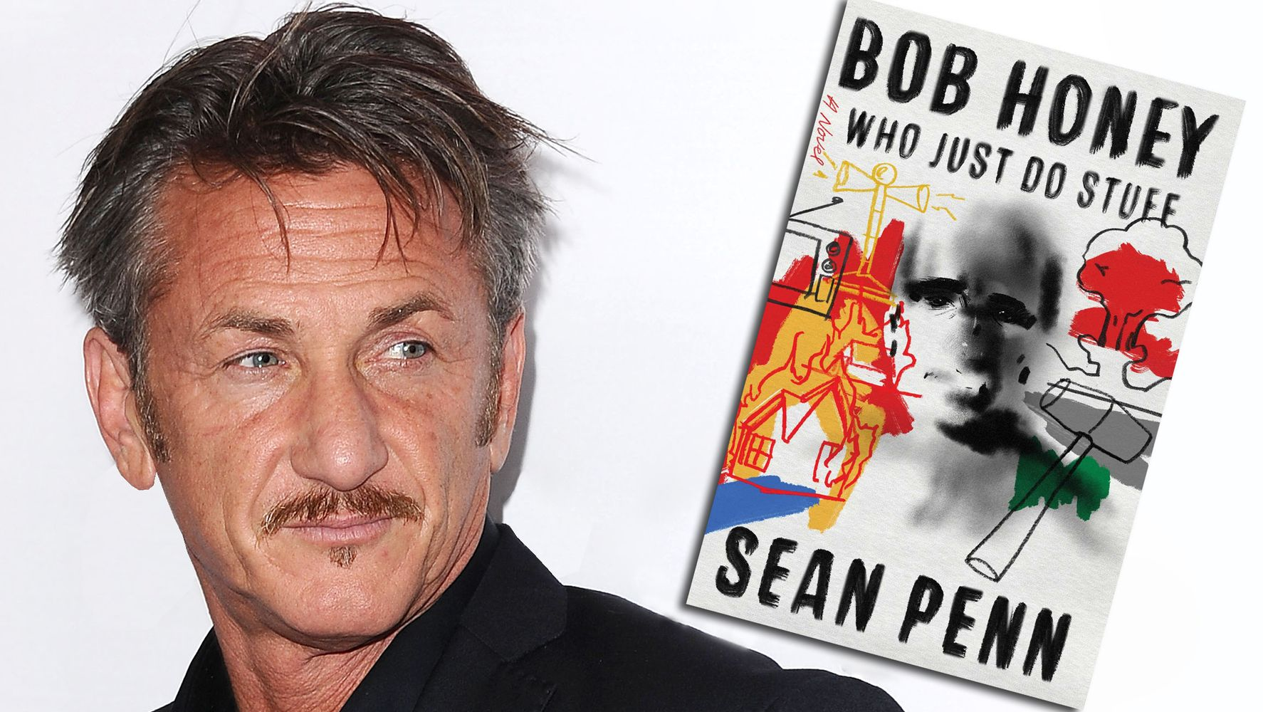 Sean Penn The Novelist Must Be Stopped | HuffPost