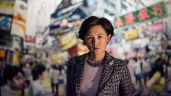 In this picture taken on March 23, 2017, LGBT campaigner Gigi Chao poses for a portrait in Hong Kong. LGBT rights campaigners have hit out at Hong Kong's government after it announced it would appeal a landmark decision granting a British lesbian the right to live and work in Hong Kong with her partner. / AFP PHOTO / ANTHONY WALLACE        (Photo credit should read ANTHONY WALLACE/AFP/Getty Images)