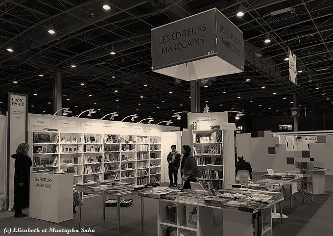 Misère expositionnelle du Maroc au Salon du Livre de