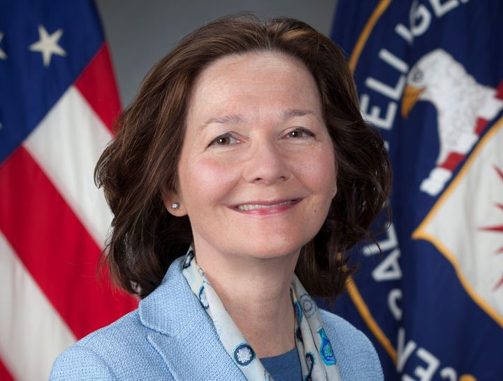 Gina Haspel, President Donald Trump's nominee to head the CIA.
