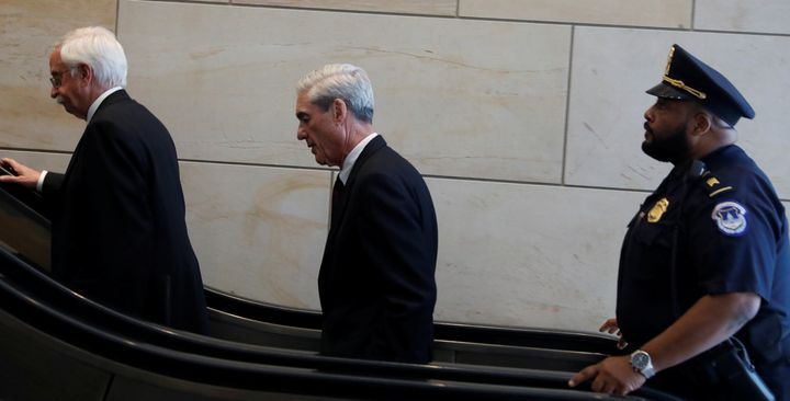 President Donald Trump reportedly has tried to fire special counsel Robert Mueller in the past.