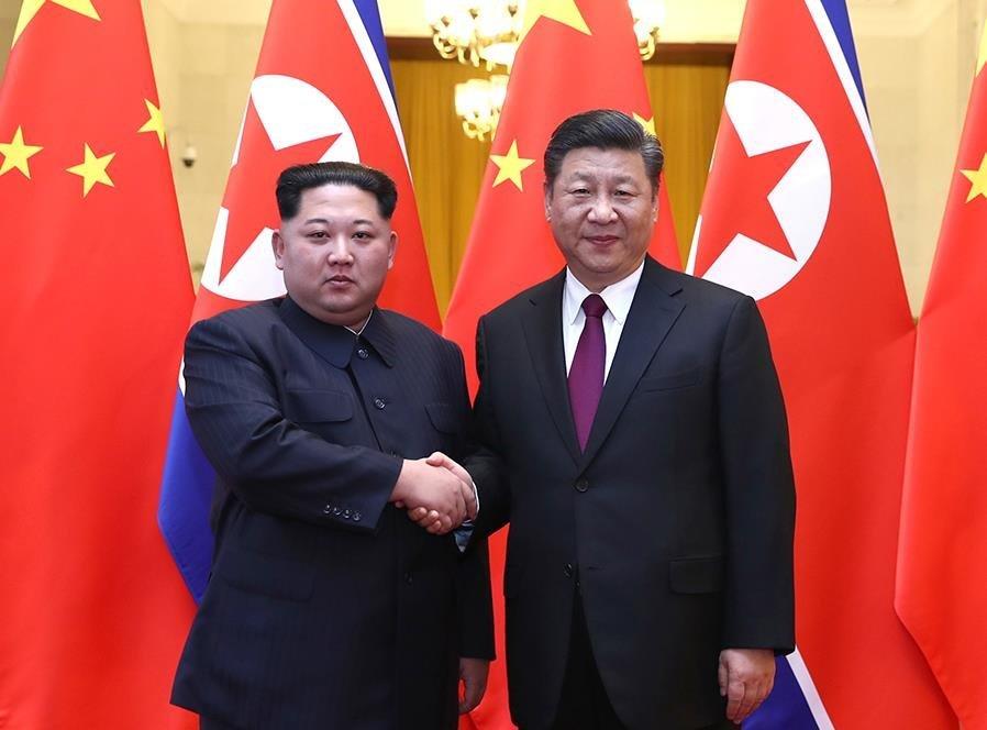 김정은이 또 한번 '김일성의 유훈'을 말했다