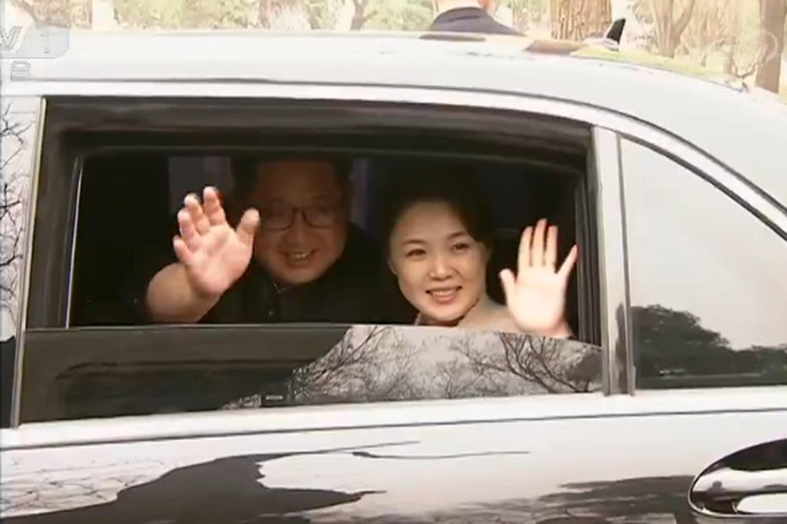 중국 언론들이 보도한 김정은-시진핑 회담 기록