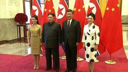 Kim Jong Un accueilli en grande pompe à Pékin avant son sommet avec