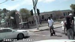 Un policier tue par balle un homme non armé avec les culottes aux