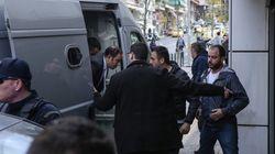 Προς απελευθέρωση των οκτώ τούρκων το δεύτερο δεκαήμερο του