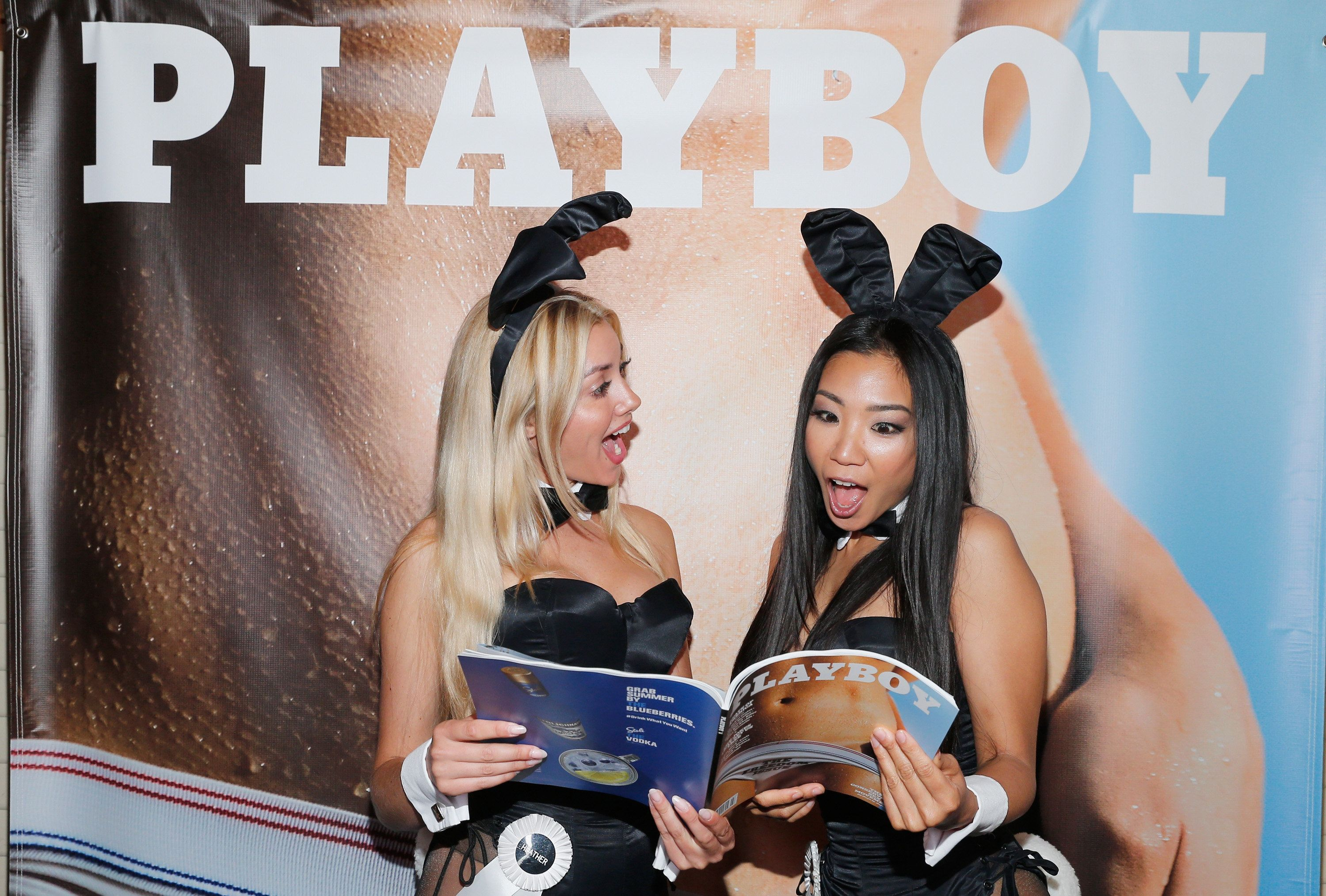 Playboy Joins Exodus From 'Sexually Repressive' Facebook