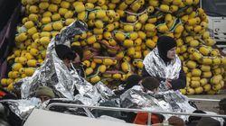 Εκατοντάδες πρόσφυγες μέσα σε ένα 24ωρο στις ακτές και τη θαλάσσια περιοχή της