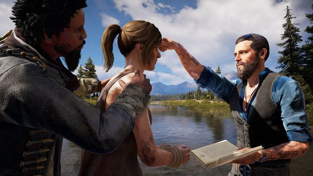 The Seed family control Hope County through religious rhetoric and