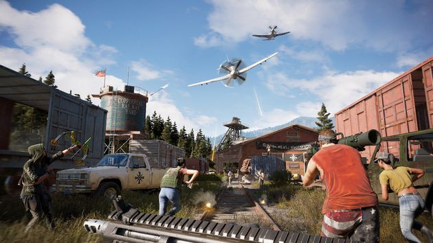 Far Cry 5 Review: A Game About Extremism That Says Nothing About Extremism - HuffPost