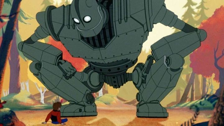 """The Iron Giant"" is coming to Netflix."