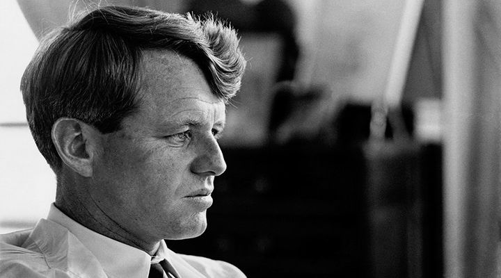 """Bobby Kennedy for President"" is a documentary series coming to Netflix."