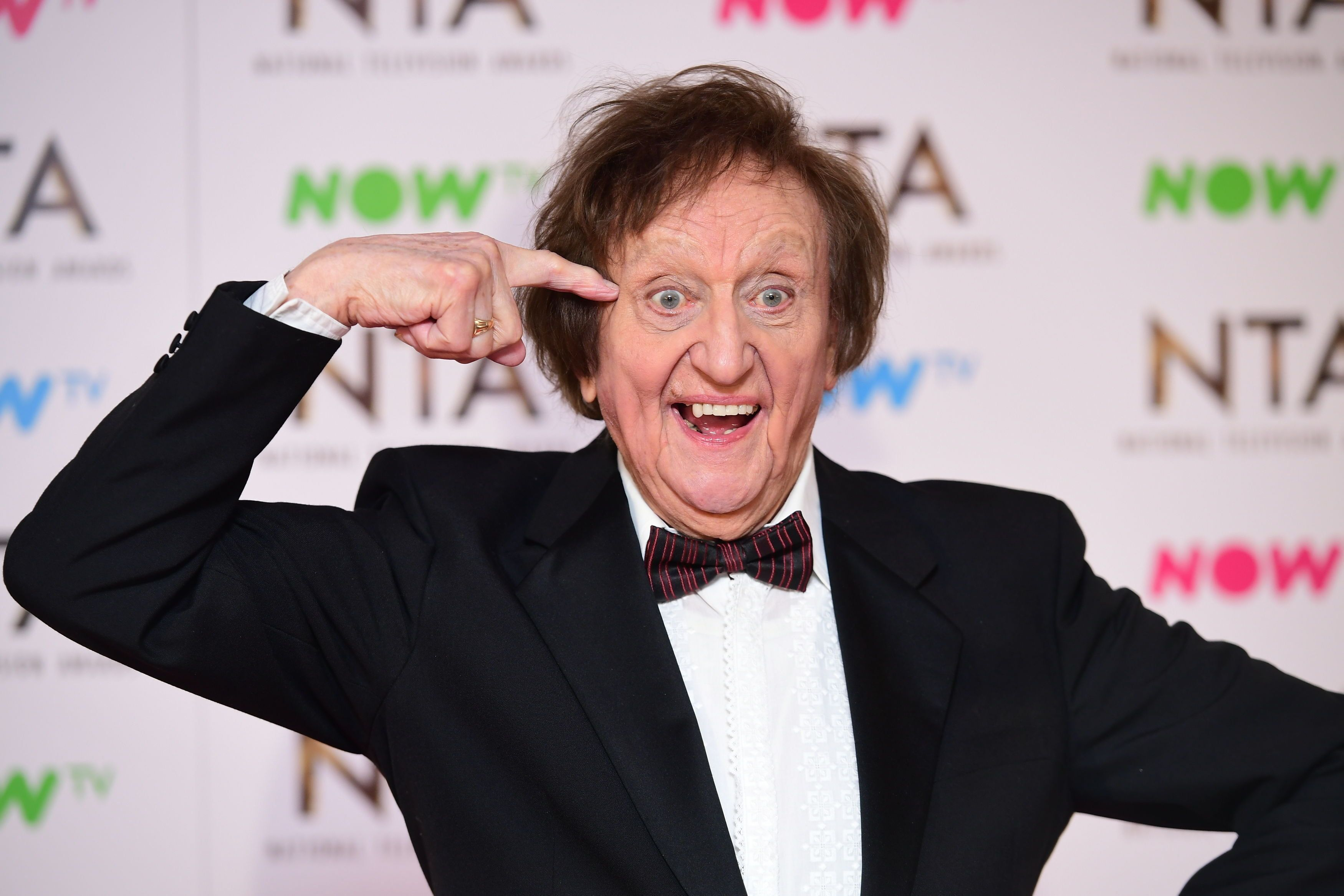 Tickling sticks come out as Liverpool waves goodbye to Sir Ken Dodd