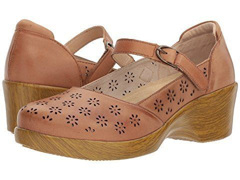 "Get it at <a href=""https://www.zappos.com/p/alegria-rene-cognac/product/9008943/color/184651"" target=""_blank"">Zappos</a>."