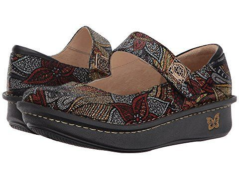 "Get it at <a href=""https://www.zappos.com/p/alegria-paloma-fall-dahlia/product/7814544/color/706024"" target=""_blank"">Zappos</"
