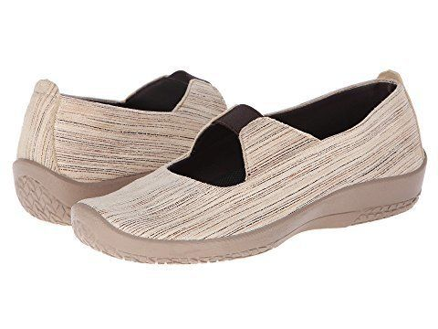 "Get it at <a href=""https://www.zappos.com/p/arcopedico-leina-beige/product/8310545/color/43"" target=""_blank"">Zappos</a>."