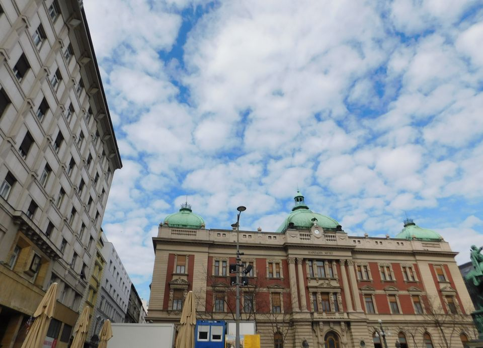 Βελιγράδι, Καταφύγιο Πολιτισμού και