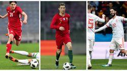 Matchs amicaux: Comment les adversaires du Maroc au Mondial 2018 s'en sont sortis?