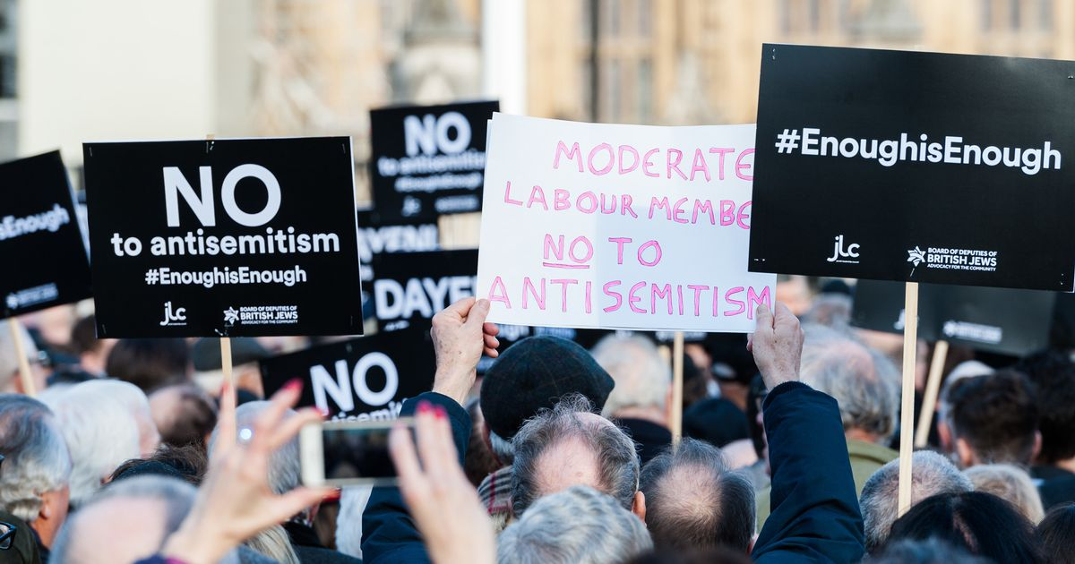 Celebrity labour supporters attack