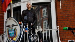 Julian Assange's Internet Disabled At The Ecuador Embassy In
