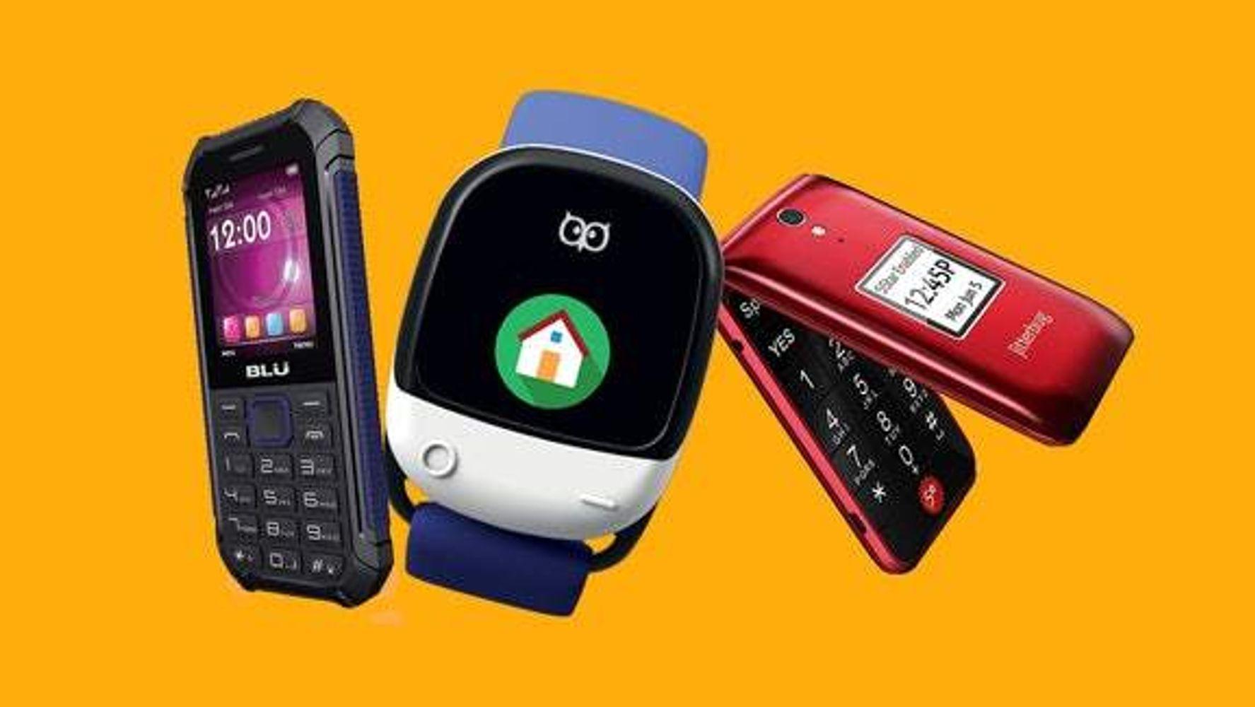 The 5 Best Basic Phones For Kids | HuffPost Life