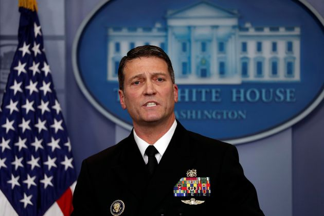 Adm. Ronny L. Jackson has been nominated to lead the Department of Veterans affairs. He has served under...