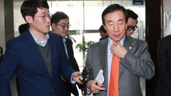 자유한국당이 '세월호 7시간' 대변인 논평을 주워 담고 있다
