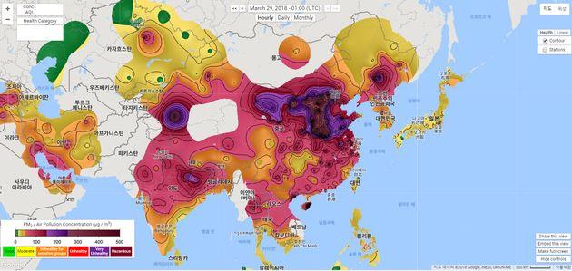 JTBC와 SBS가 '일본해' 표기 지도 사용에 대해
