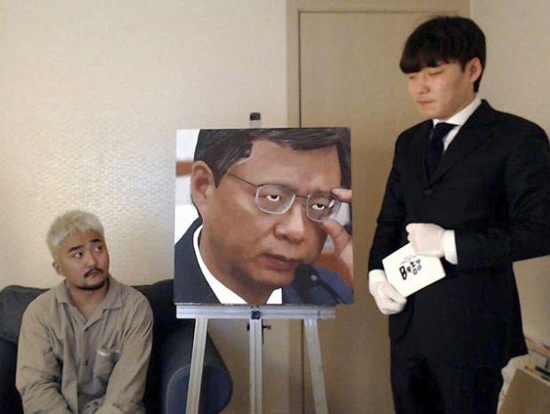 '유병재 그리기 대회' 중간점검 품평회가